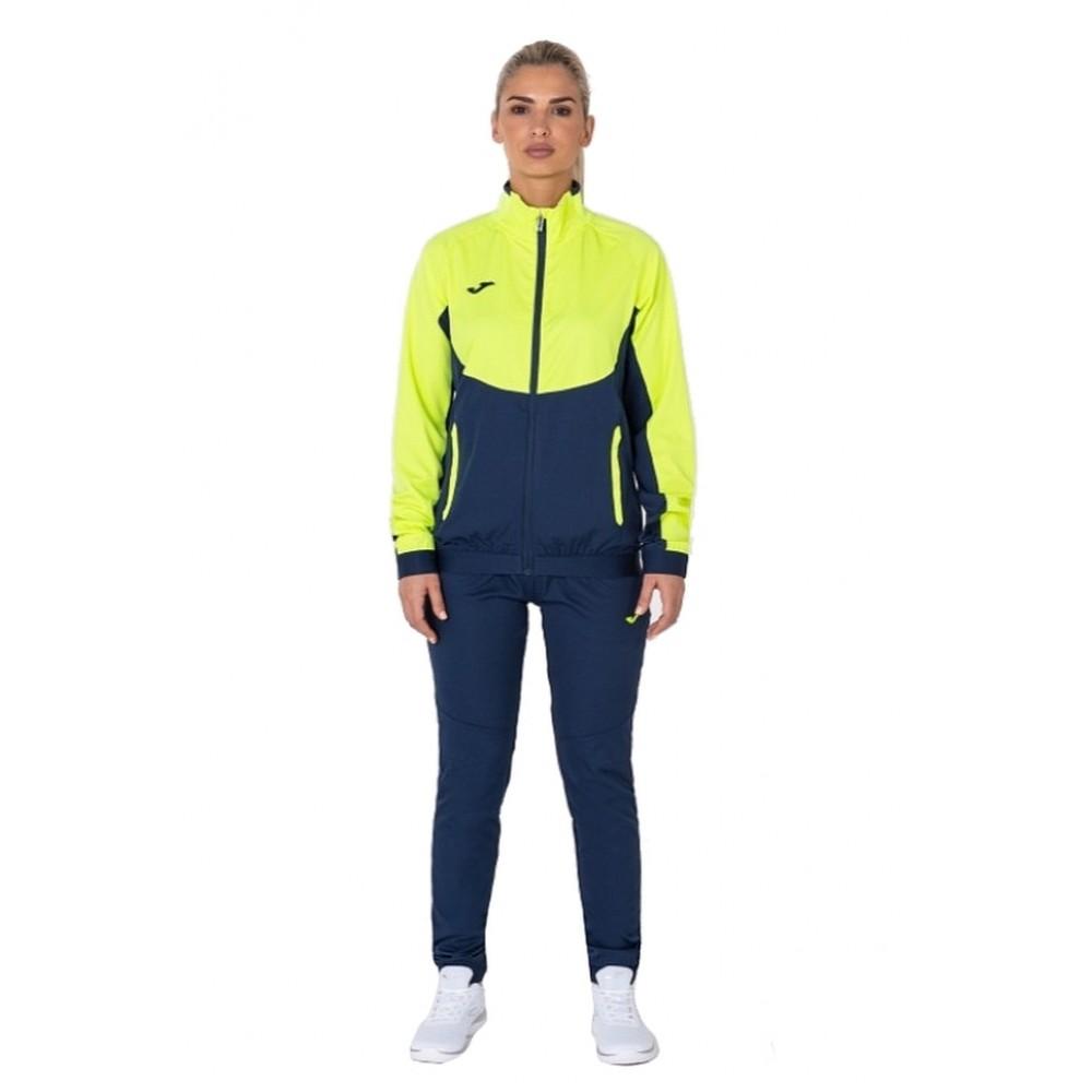 Trening femei Joma Essential Micro W Bleumarin/Galben