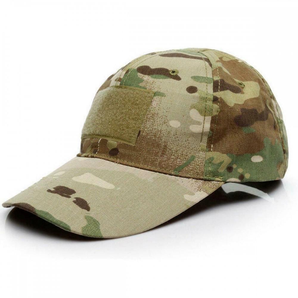 Sapca barbati Game Tactical Cap Camo Verde Deschis