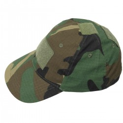Sapca barbati Game Tactical Operator Cap Woodland Verde