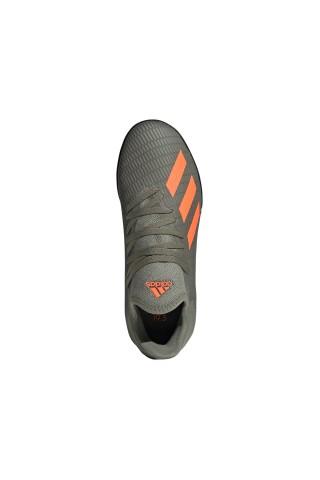 Ghete fotbal copii Adidas X 19.3 TF  Verde