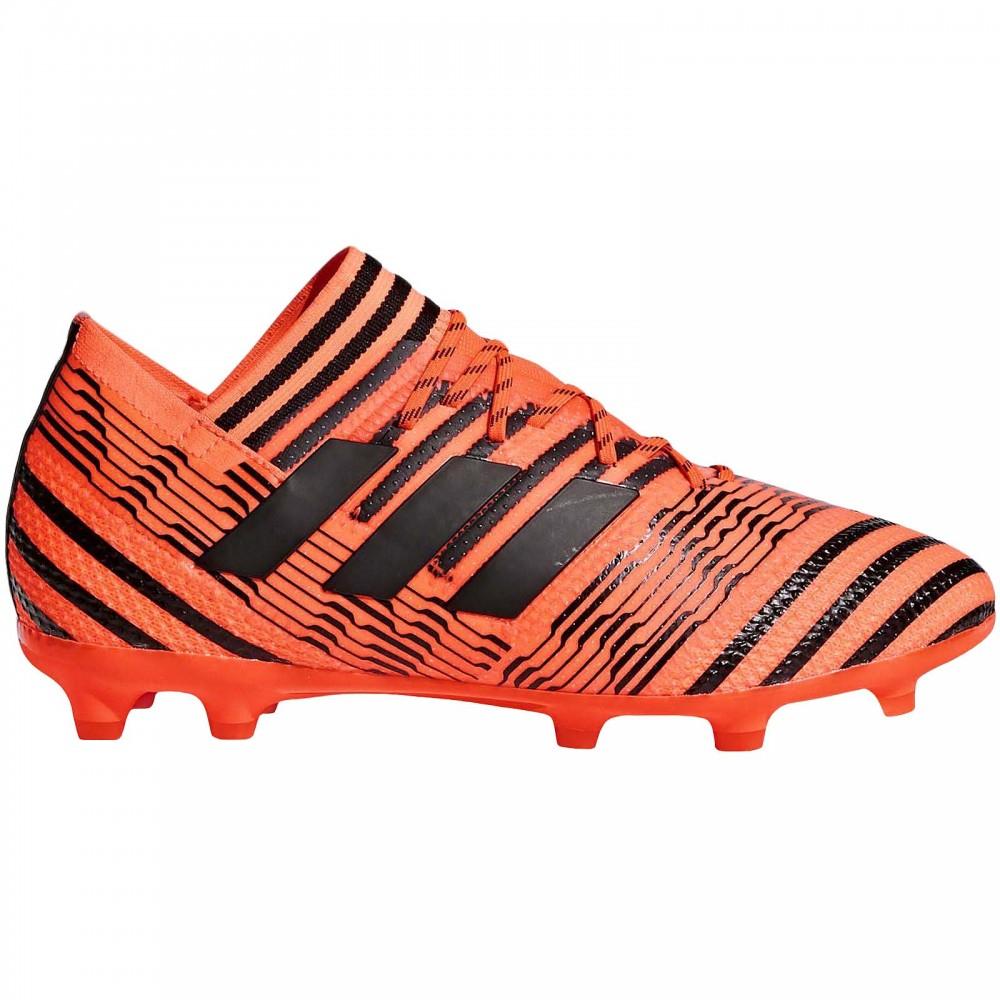 Ghete fotbal copii Adidas Nemeziz 17.1 FG Portocaliu