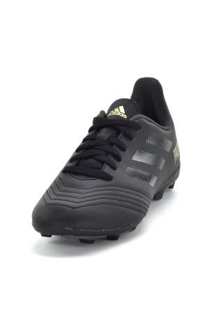 Ghete fotbal copii Adidas Predator 19.4 FxG J Negru
