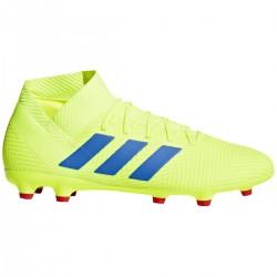 Ghete fotbal barbati Adidas Nemeziz 18.3 FG Galben
