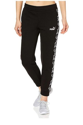 Pantaloni sport femei Puma W Amplified TR Negru