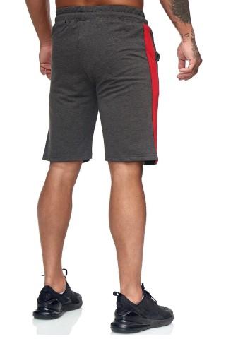 Pantaloni scurti barbati Redox 1407C Gri inchis