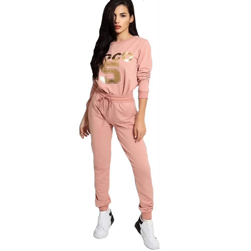 Trening femei J5 Fashion Coco 5 Roz