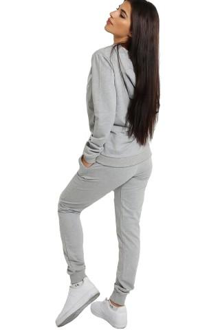 Trening femei J5 Fashion Angel Gri