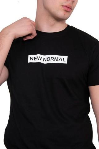 Tricou barbati Brave Soul New Normal Negru