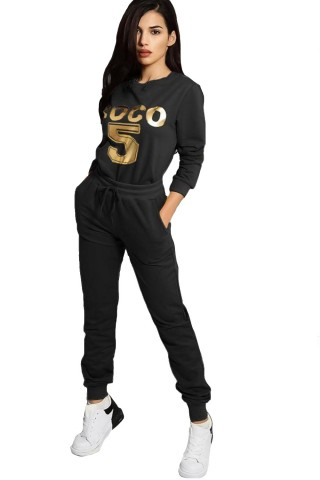 Trening femei J5 Fashion Coco 5 Negru