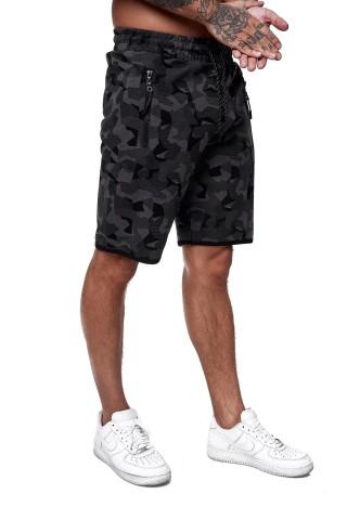 Pantaloni scurti barbati Redox 3622C Negru