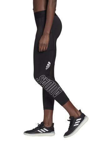 Colanti sport femei Adidas Alphaskin 7/8 Negru