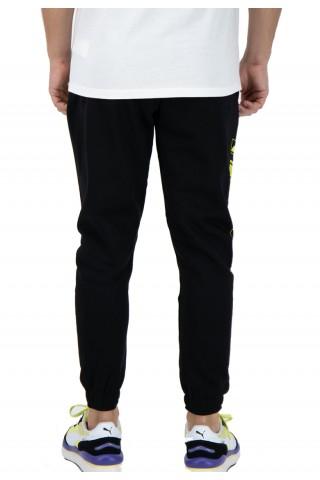 Pantaloni sport barbati Puma Rebel Bold Negru