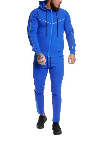 Trening sport barbati Redox JG-13106  Albastru