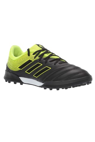 Ghete fotbal barbati Adidas Copa 19.3 TF Negru