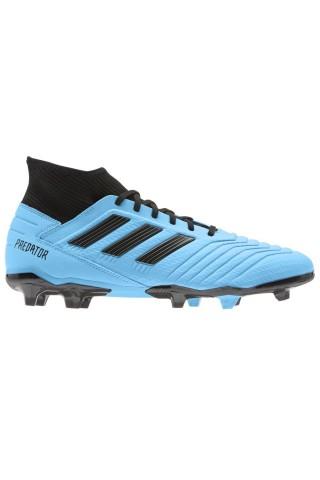 Ghete fotbal barbati Adidas Predator 19.3 FG Albastru