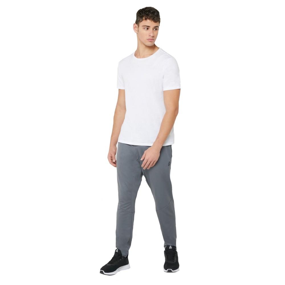 Pantaloni sport barbati Reebok WOR TRCSTR Gri