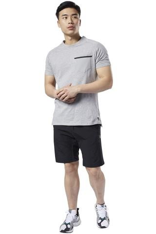 Pantaloni scurti barbati Reebok Training Supply Negru