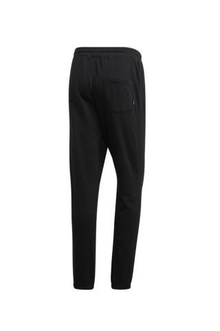 Pantaloni sport barbati Adidas BB Sweats Negru
