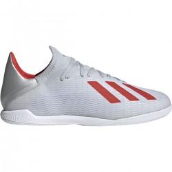 Ghete fotbal barbati Adidas X 19.3 IN Gri