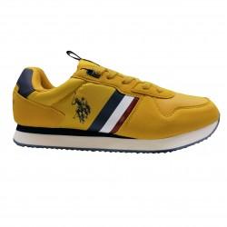 Pantofi sport US POLO Exte NOBIL001/AHN1 Galben