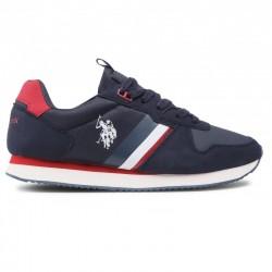 Pantofi sport US POLO Exte NOBIL001/AHN1 Bleumarin