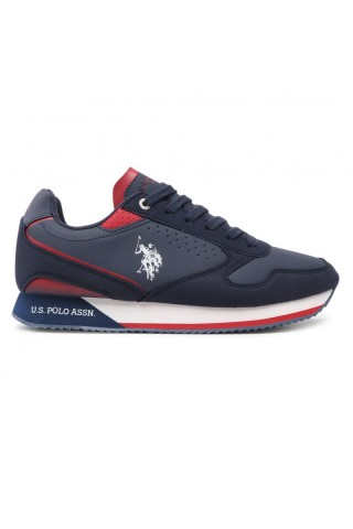 Pantofi sport US POLO Exte NOBIL003/AYH1  Bleumarin