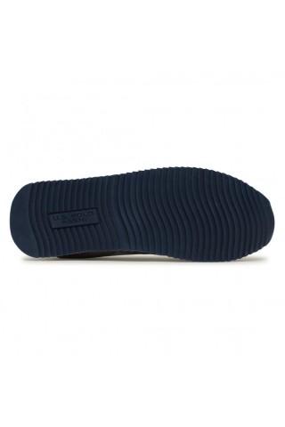 Pantofi sport US POLO Exte NOBIL003/AYH1 Alb