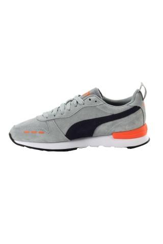 Pantofi sport copii Puma R78 SD Gri