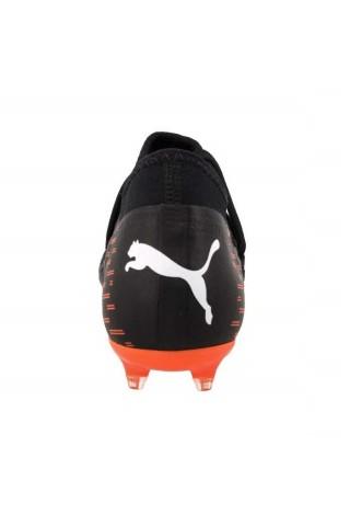 Ghete fotbal copii Puma Future 6.3 Netfit FG/AG JR Negru