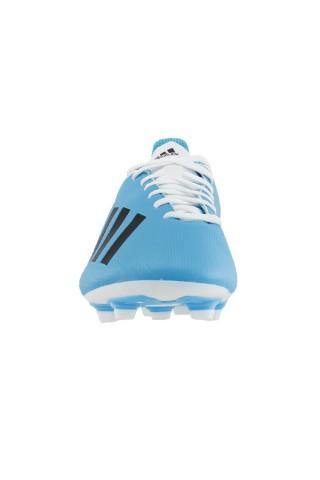 Ghete fotbal barbati Adidas X 19.4 FxG Albastru
