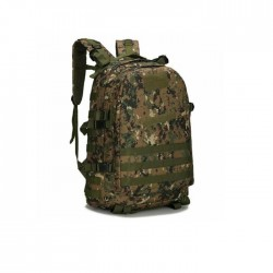 Rucsac tactic Game 40L 3D EK1012  MOLLE Digital Woodland Verde