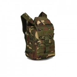 Rucsac tactic Game 4A45329 MOLLE 40L Camo Verde Inchis