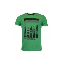 Tricou barbati Game London Verde