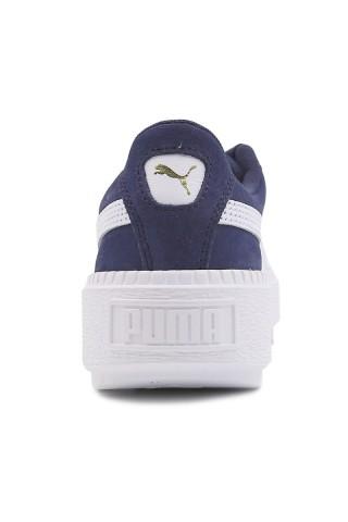 Tenisi femei Puma Platform Trace Albastru