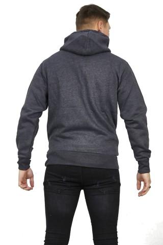 Hanorac barbati J5 Fashion Flex Fleece 5063 Gri