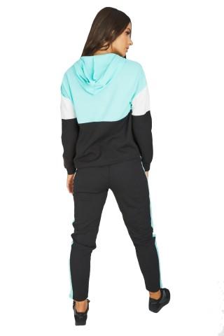 Trening femei J5 Fashion Pouch J19117 Negru