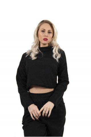 Trening femei J5 Fashion Lounge Sweat  TS2436 Negru