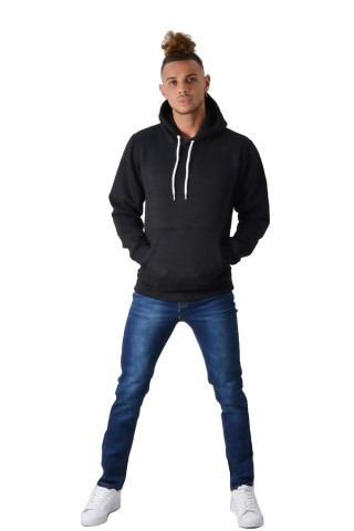 Hanorac barbati J5 Fashion Flex Fleece 5063 Negru