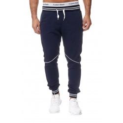 Pantaloni sport barbati Redox 1316C Bleumarin