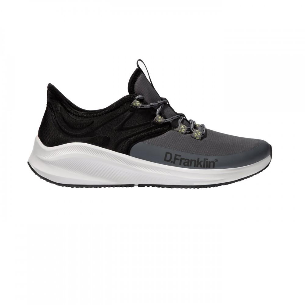 Pantofi sport barbati D.Franklin 303 Negru