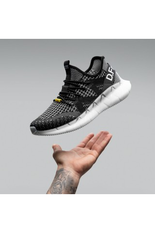 Pantofi sport D.Franklin Mimetic Negru