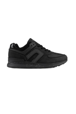 Pantofi sport barbati D.Franklin Alpine Nylon Negru