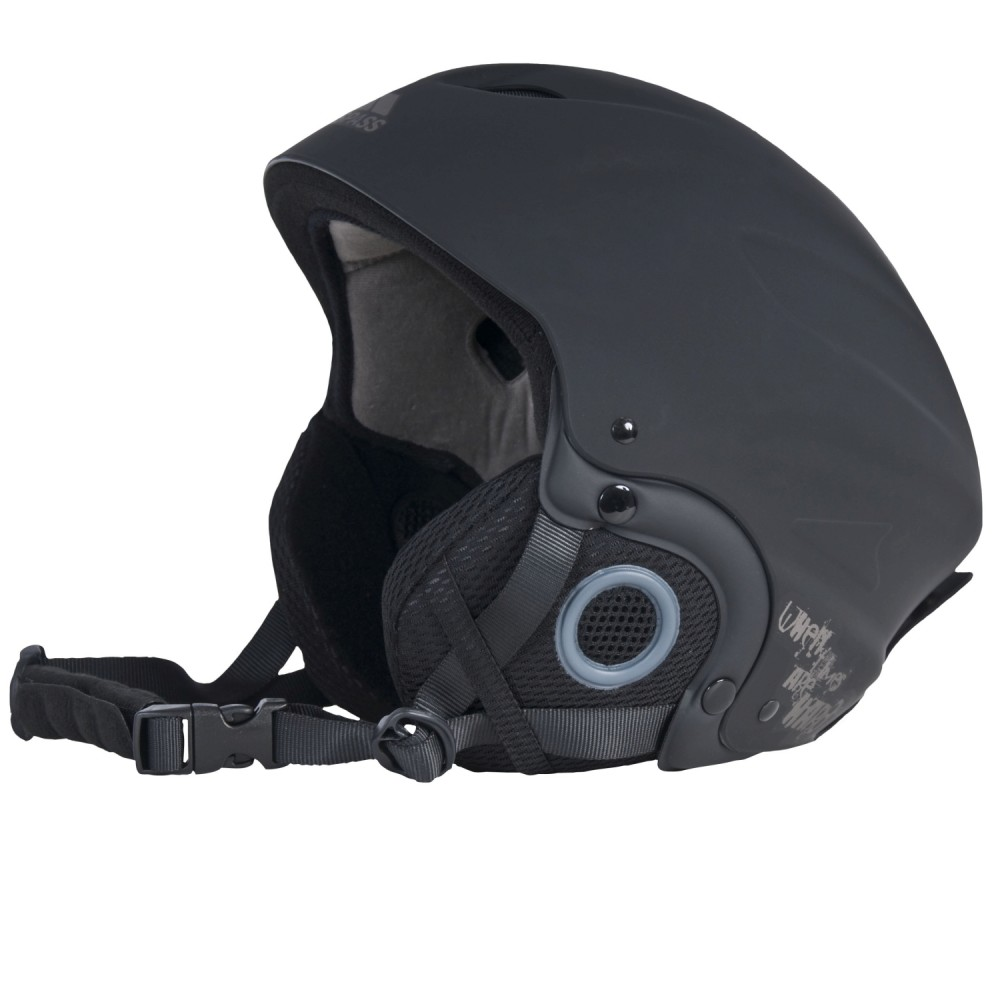 Casca ski Trespass Skyhigh Negru