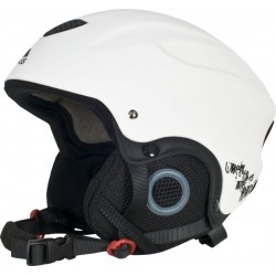 Casca ski Trespass Skyhigh Alb