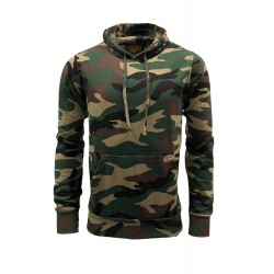 Hanorac barbati Game Technical Apparel Oth Hoodie Woodland Verde