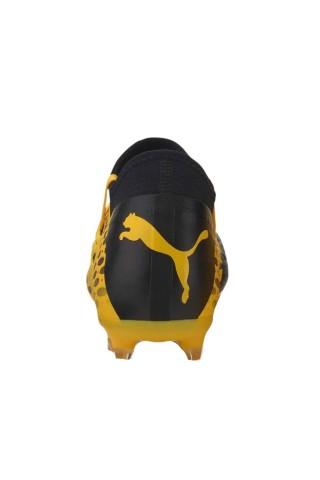 Ghete fotbal copii Puma Future 5.3 Netfit FG/AG Galben