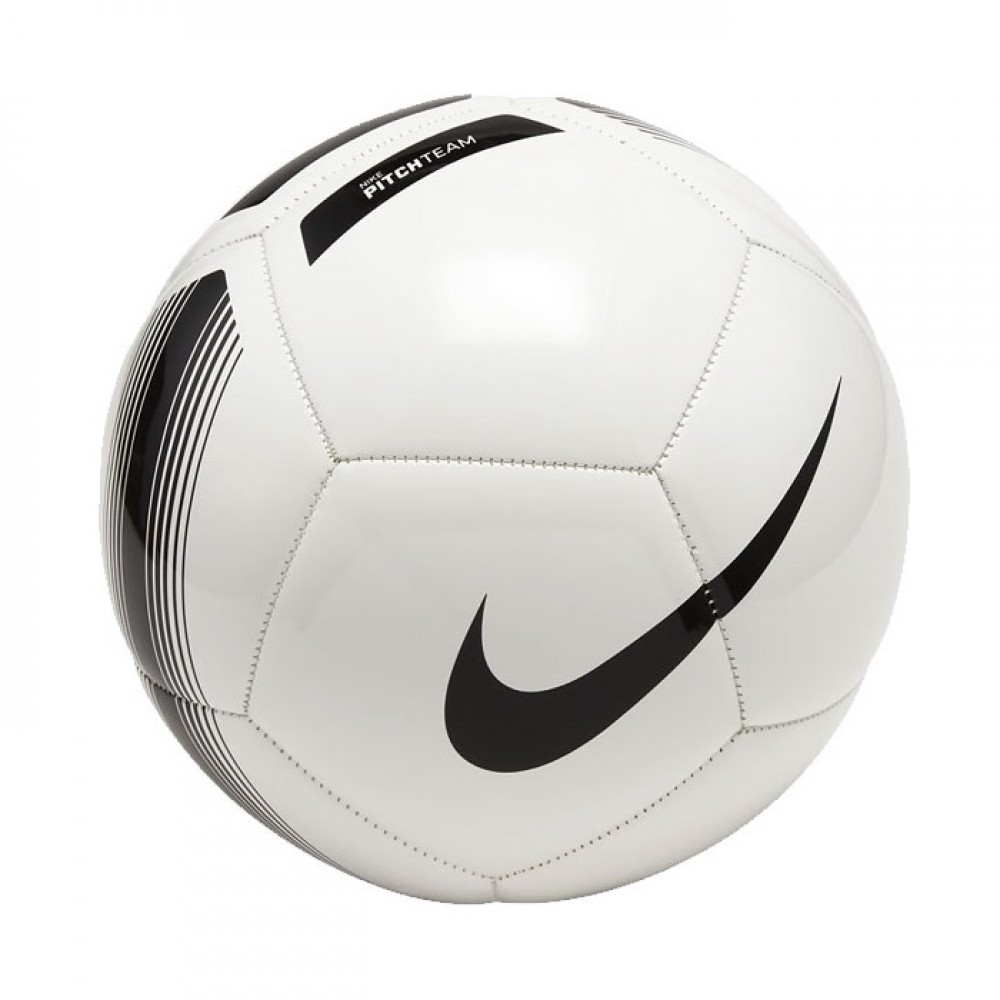 Minge fotbal Nike Pitch Team SC3992 Alb 5