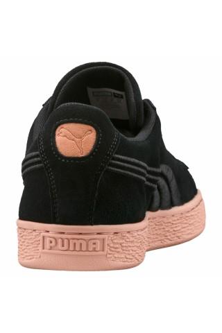 Tenisi barbati Puma Suede Classic Badge Negru