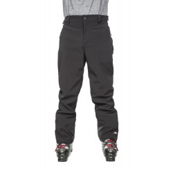 Pantaloni ski barbati Trespass Westend Negru