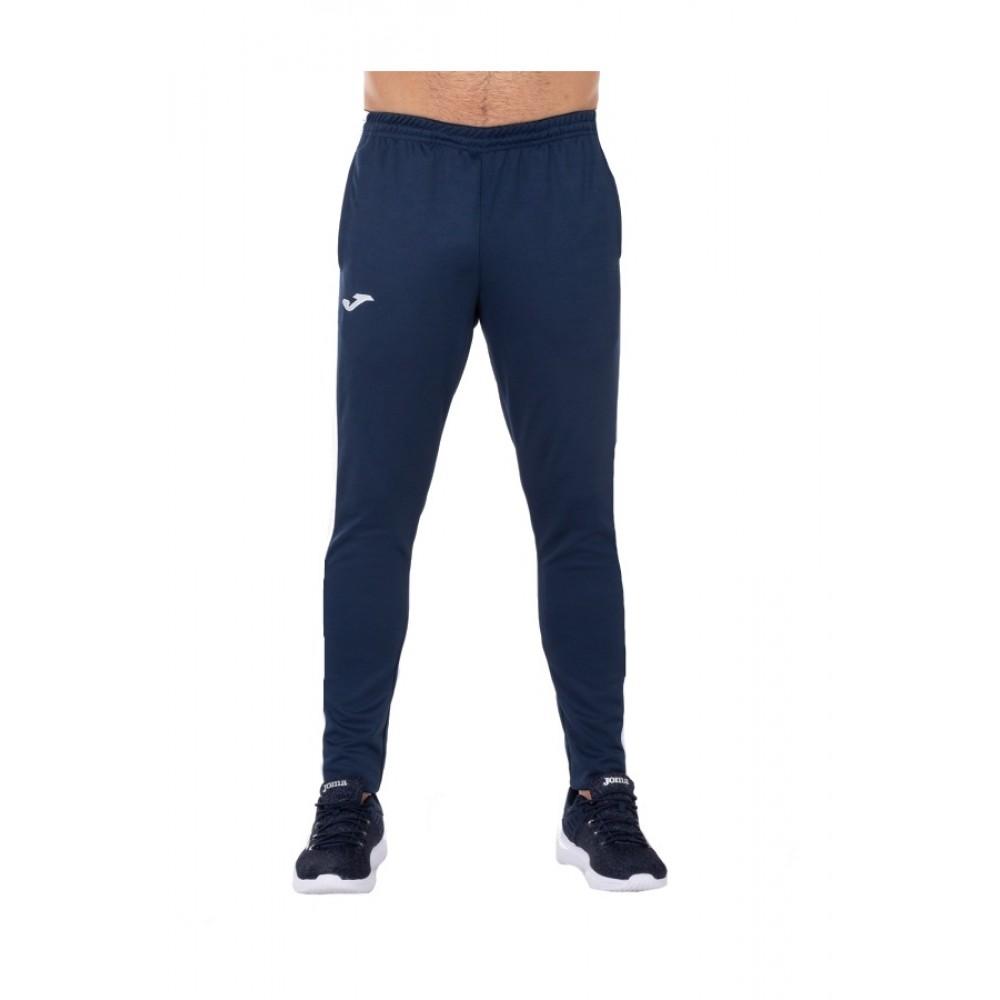 Pantaloni barbati Joma Long Pant Championship IV Bleumarin